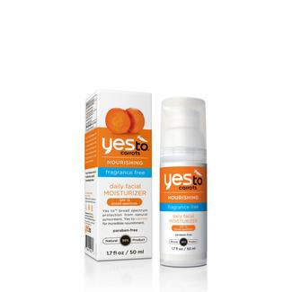Yes to Carrots Fragrance Free Daily Facial Moisturizer SPF 15 Image