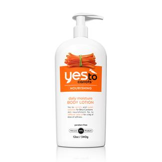 Yes to Carrots Daily Moisture Body Lotion Image