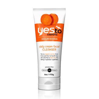 Yes to Carrots Daily Cream Facial Cleanser Image