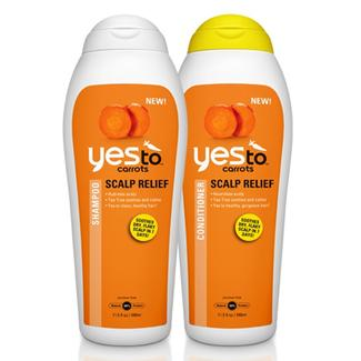 Yes to Carrots Scalp Relief Regimen Image