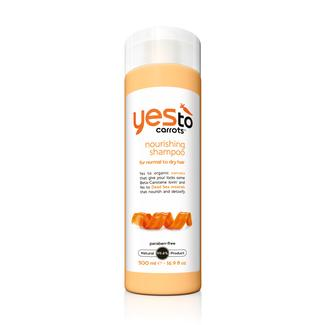 Yes to Carrots Nourishing Shampoo Image