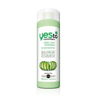 Yes to Cucumbers Color Care Shampoo Image