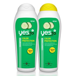 Yes to Cucumbers Color Protection Regimen Image