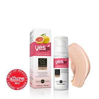 Yes to Grapefruit CC Cream - Light - 40% Off Image
