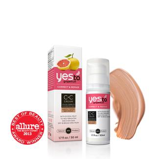 Yes to Grapefruit CC Cream - Light/Medium - 40% Off Image