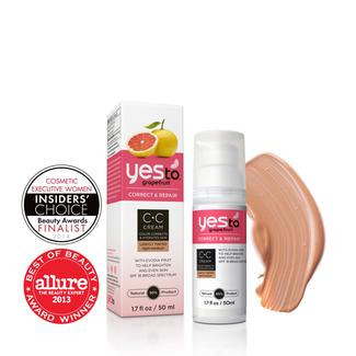 Yes to Grapefruit CC Cream - Light/Medium Image