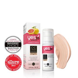 Yes to Grapefruit Color Correcting Tinted Moisturizer - Light Image