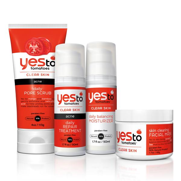 Your Yes To Recipe Acne Prone Bundle