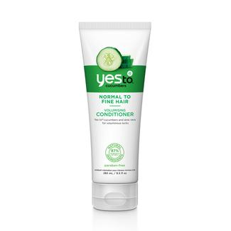 Yes to Cucumbers Volumising Conditioner - 280 ml Image