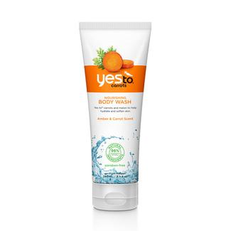 Yes to Carrots Nourishing Body Wash - 280 ml Image