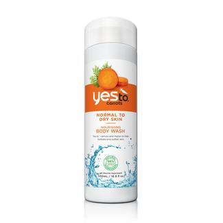 Yes to Carrots Nourishing Body Wash - 500 ml Image