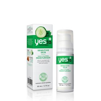 Yes to Cucumbers Daily Calming Moisturiser Image