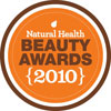 Natural Health 2010 Beauty Awards