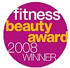 Fitness Magazine 2008 Beauty Award