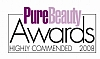 Highly Commended Pure Beauty Award 2008