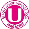 U Magazine Beauty Award Winner 2008