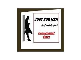 Just for Men & Everyone Else Logo