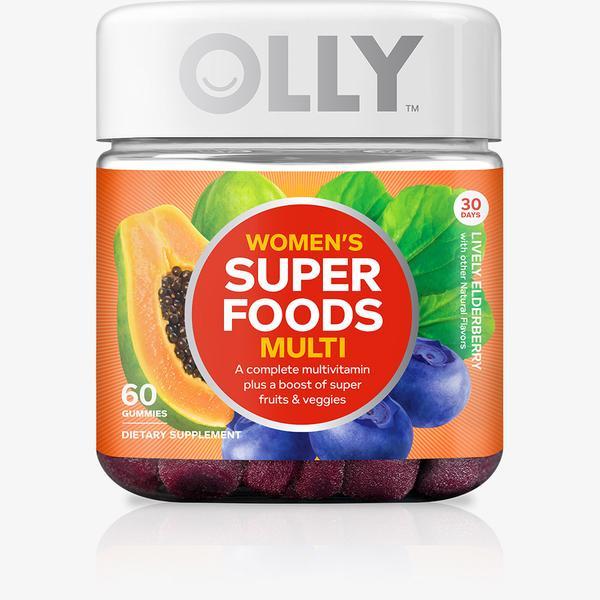 Olly Women S Super Foods Multi