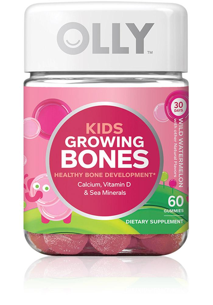 Kids Growing Bones