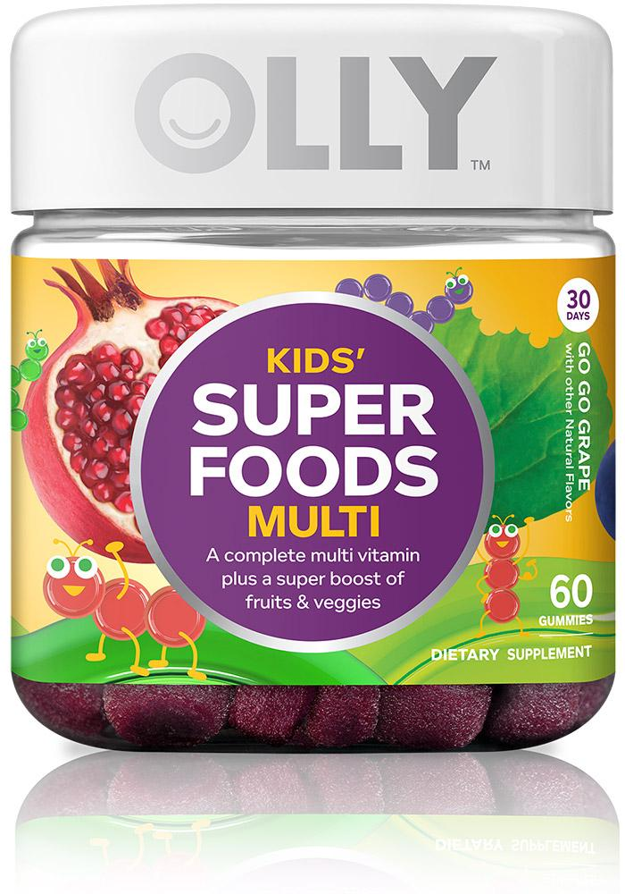 Kids' Super Foods Multi