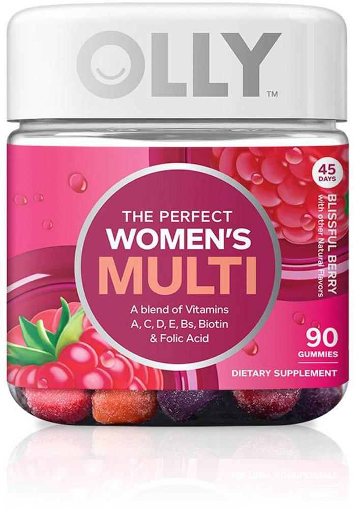 Perfect Women's Multi - Berry