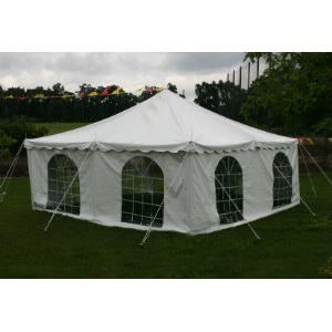 sc 1 st  Oak Valley Entertainment & 20 x 20 Pole Tent