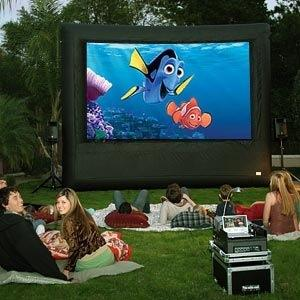 Outdoor theater Image